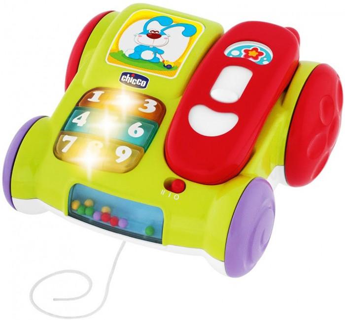 Электронные игрушки Chicco телефон Динь-динь