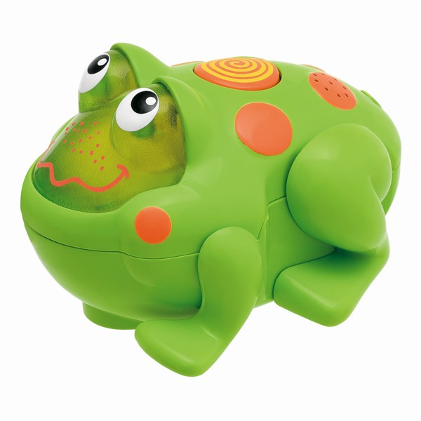 Электронные игрушки Chicco Игрушка Поющая лягушка