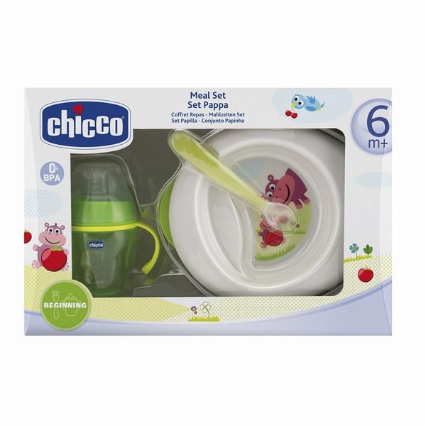 Посуда Chicco Набор детской посуды 6+