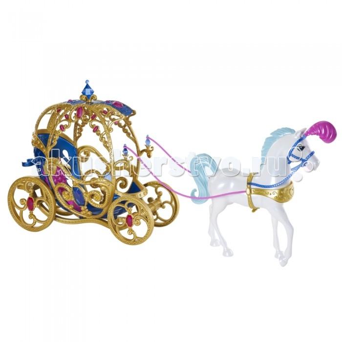 Disney Лошадь с каретой для Золушки