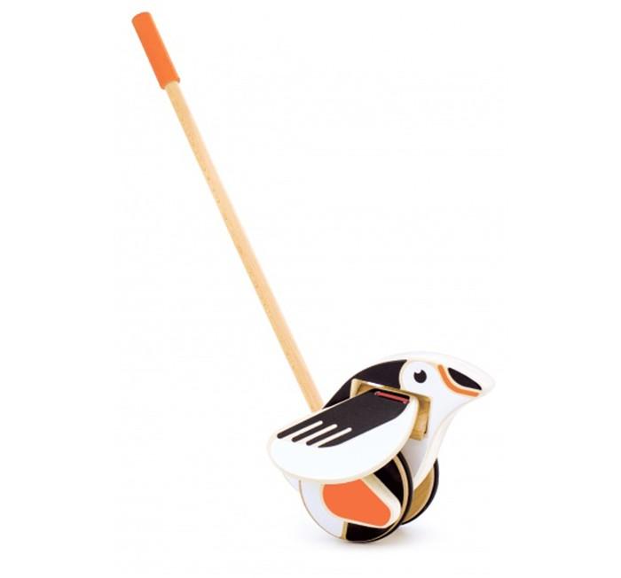 Каталка-игрушка МДИ Пингвин