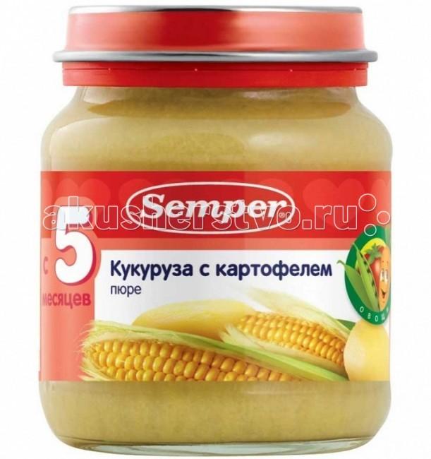 Пюре Semper Акушерство. Ru
