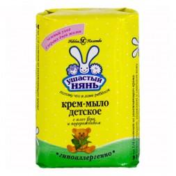 Ушастый нянь Твердое крем-мыло с экстрактом алоэ 90 г