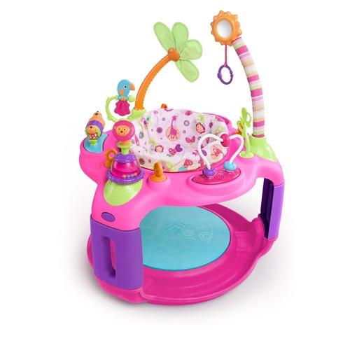 Игровой центр Bright Starts Розовое сафари 60330