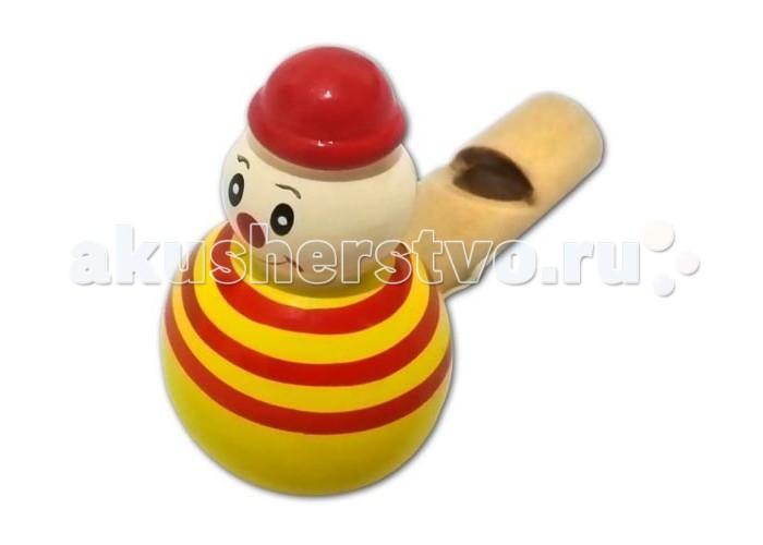 Музыкальная игрушка Mapacha Свистулька Клоун