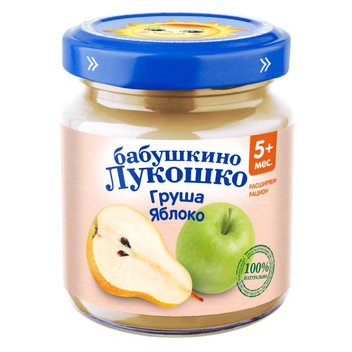 Пюре Бабушкино лукошко Акушерство. Ru 25.000