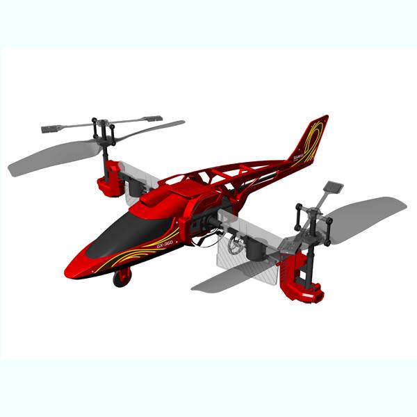 Вертолеты и самолеты Silverlit Вертолет Heli Twisteb