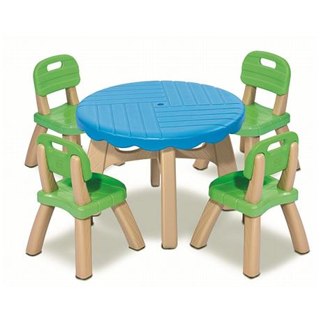 Пластиковая мебель Grow'n up Игровой комплект Летнее кафе 3017-02