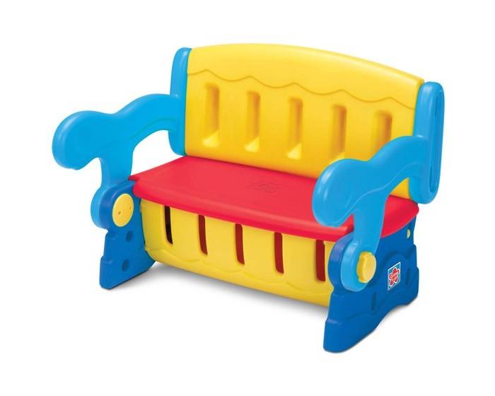 Пластиковая мебель Grow'n up Скамейка-стол-парта 3032