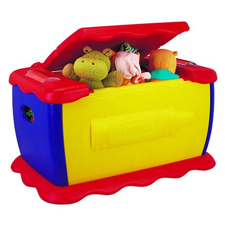 Ящики для игрушек Crayola Акушерство. Ru 4620.000