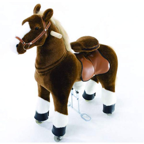 Каталки Ponycycle Чернобурка средняя 4152