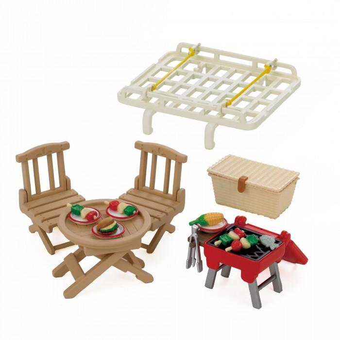 Sylvanian Families Игровой набор Семейный пикник