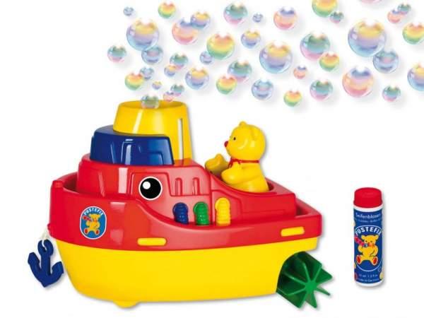 Мыльные пузыри Pustefix Лодка с мыльными пузырями