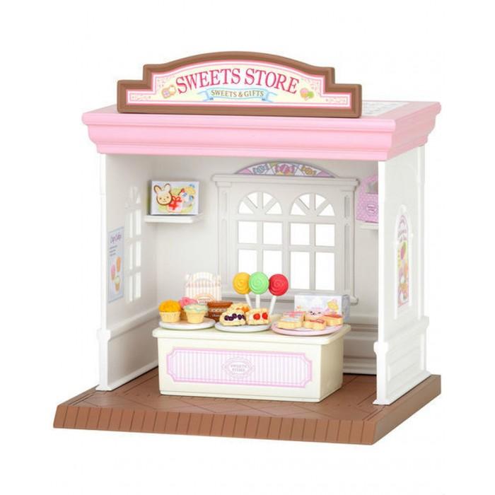 Sylvanian Families Игровой набор Магазин конфет