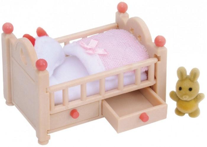 Sylvanian Families Игровой набор Детская кроватка