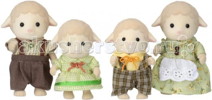 Sylvanian Families Игровой набор Семья овечек от Акушерство