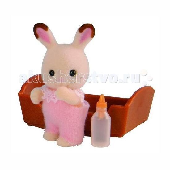 Sylvanian Families Игровой набор Малыш Шоколадный Кролик