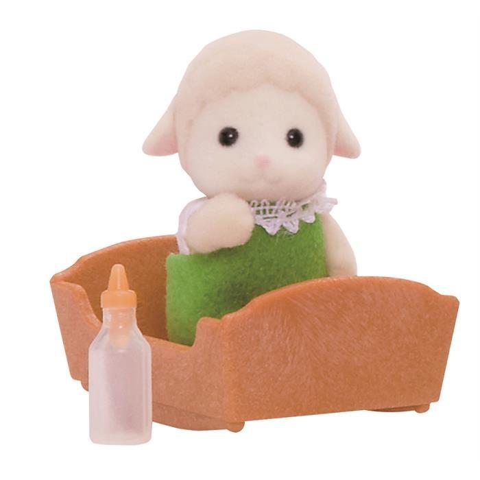 Sylvanian Families Игровой набор Малыш овечка