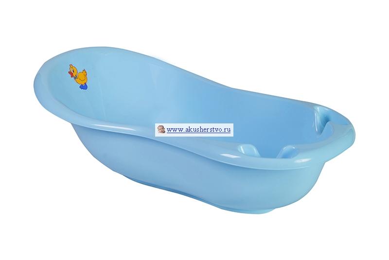 Maltex Ванна детская Утенок без слива 100 см
