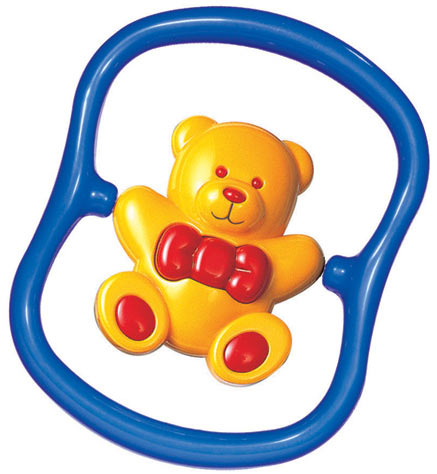 Погремушка Tolo Toys Медвежонок