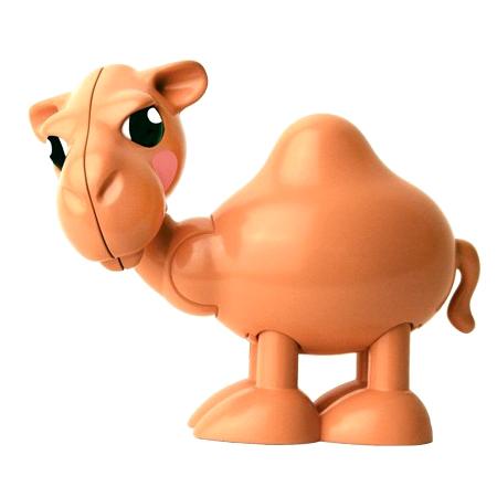 Развивающая игрушка Tolo Toys Верблюд Первые друзьяВерблюд Первые друзьяГолова и ноги развивающей игрушки Верблюд поворачиваются с треском. Возможны различные положения, благодаря шарнирному телу.  Игрушка способствует развитию моторики, различать цвета и воспринимать звуки.   Игрушки Tolo отличаются высоким качеством изготовления и повышенной прочностью.<br>