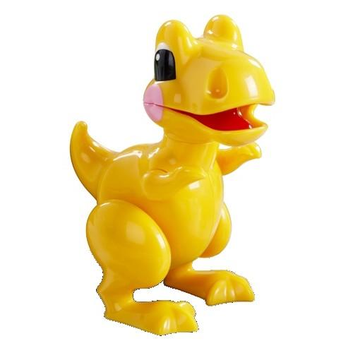 Развивающая игрушка Tolo Toys Тиранозавр РексТиранозавр РексПри сгибании конечностей, а также при поворотах головы игрушки раздается легкий треск. Возможны различные положения, благодаря шарнирному телу.  Игрушка способствует развитию моторики, помогает научится различать цвета и воспринимать звуки.   Фигурка безопасна во время прорезывания зубов.  Игрушки Tolo отличаются высоким качеством изготовления и повышенной прочностью.<br>