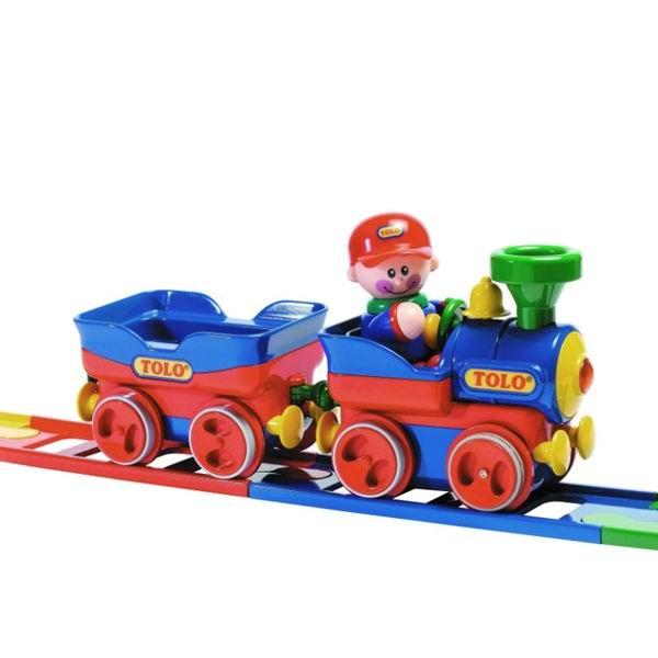 Железные дороги Tolo Toys Акушерство. Ru 2440.000