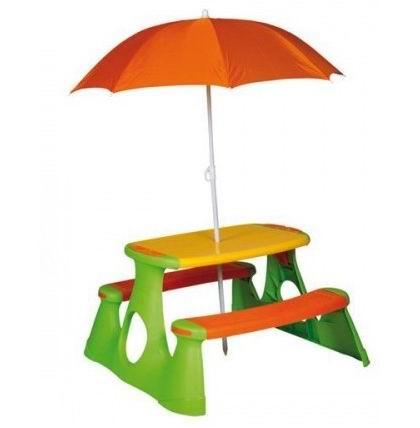 Игровые столики Paradiso Стол - пикник с зонтом