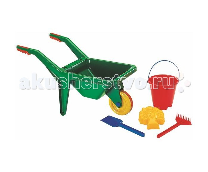 Игрушки в песочницу G.B.Fabricantes Акушерство. Ru 1080.000