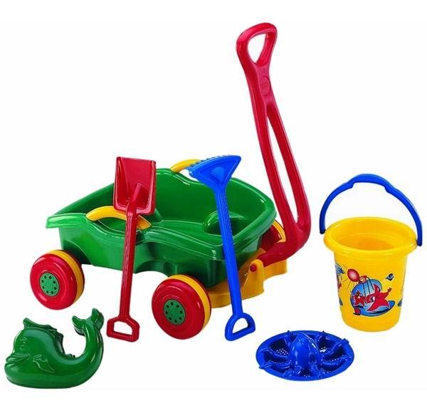Игрушки в песочницу G.B.Fabricantes Акушерство. Ru 1770.000