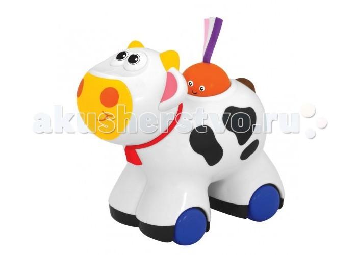 Каталка-игрушка Kiddieland Коровка Му-Му