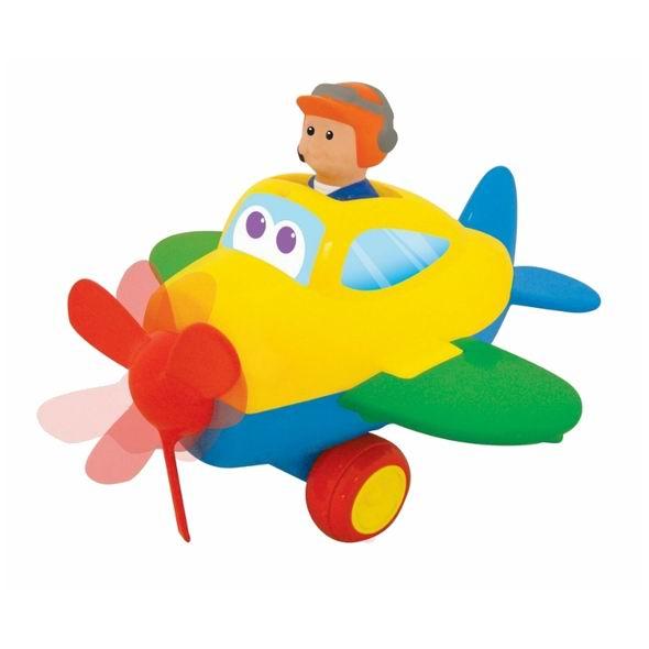 Вертолеты и самолеты Kiddieland Самолетик