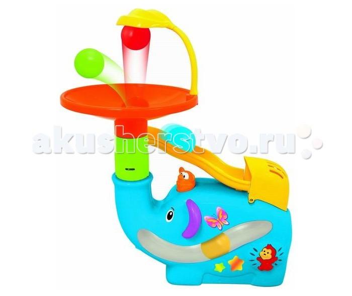 Купить Электронные игрушки Забавный слон с шарами  Электронные игрушки Kiddieland