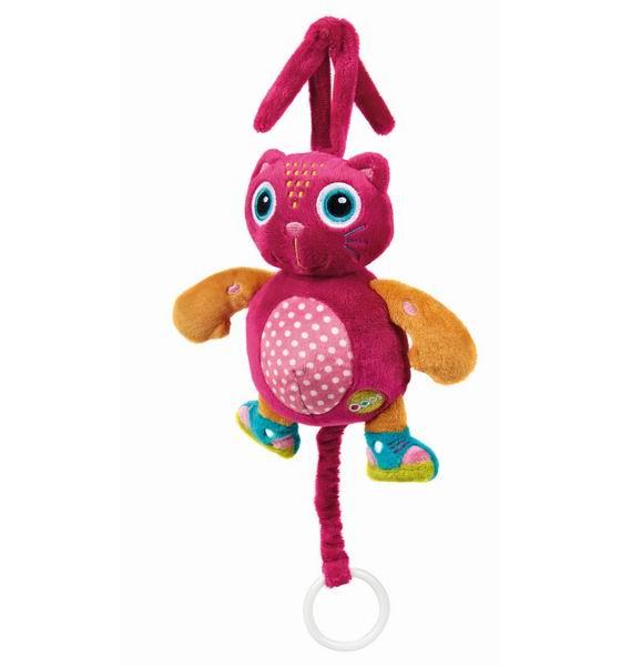 Подвесная игрушка Oops музыкальная Кошка