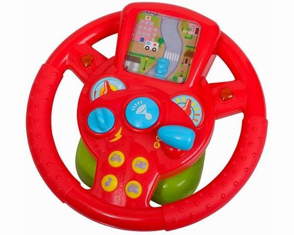 ребенку купить детскую игрушку-руль квартиру