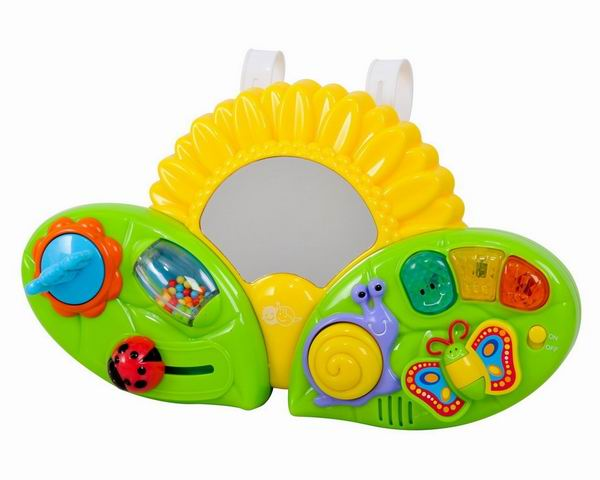 Подвесная игрушка Playgo Подсолнух на кроватку