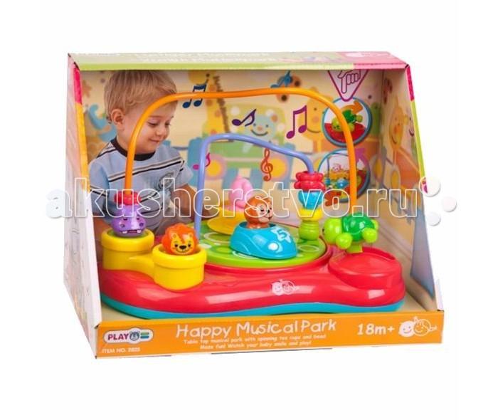 Playgo Музыкальный парк