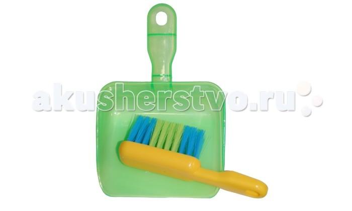 Playgo Игровой набор Хозяюшка 2 пр.Игровой набор Хозяюшка 2 пр.Набор Хозяюшка PlayGo 3116 станет отличным подарком для маленькой хозяйки.   Он изготовлен из качественного пластика, имеет яркую расцветку.   Игрушки обязательно понравятся ребенку и научит его самостоятельно поддерживать чистоту в своей комнате.  В комплект входит щетка для очистки поверхностей от грязи и совок с отверстием в ручке, чтобы его можно было повесить на гвоздик или крючок.<br>
