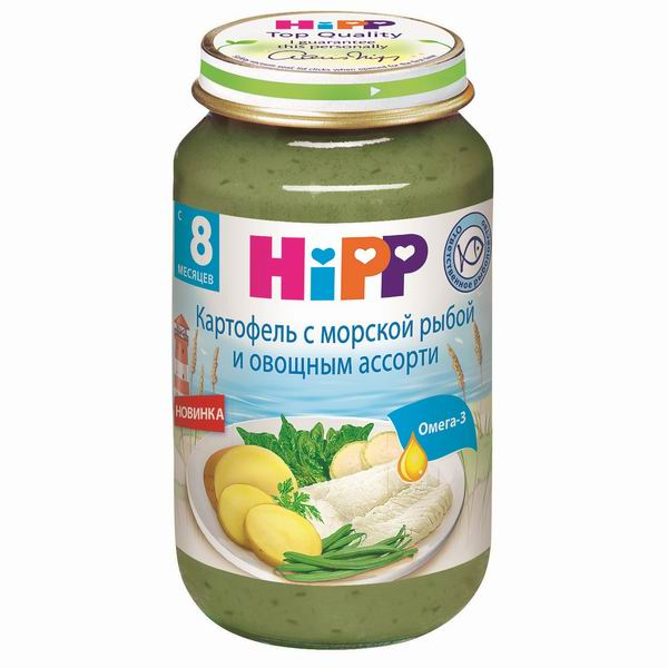 Hipp ���� ��������� � ������� ����� � ������� ������� � 8 ���., 220 �