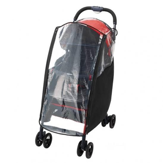 Дождевик Aprica для колясок Magical Airдля колясок Magical AirУдобный и незаменимый дождевик для колясок Aprica Magical Air станет приятным дополнением к Вашей коляске, который надежно защитит Ваших малышей от дождя и непогоды, создавая дополнительный комфорт вашему малышу, а Вам спокойствие!  Материалы: основной материал - полиэтилен, кант - 100% полиэстер  Характеристики: необходимый аксессуар для колясок Aprica Magical Air быстро устанавливается и легко снимается надежно защищает ребенка от пыли, дождя и снега<br>