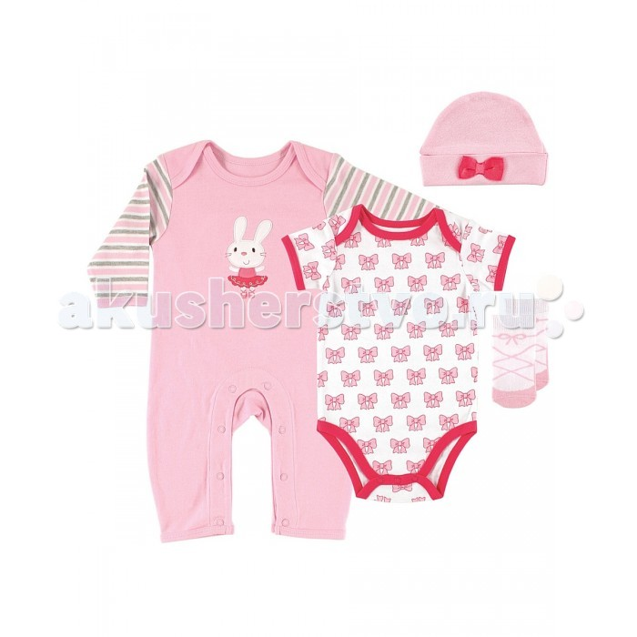 Подарочные наборы Hudson Baby Акушерство. Ru 1370.000