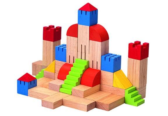Деревянные игрушки Plan Toys Акушерство. Ru 1580.000