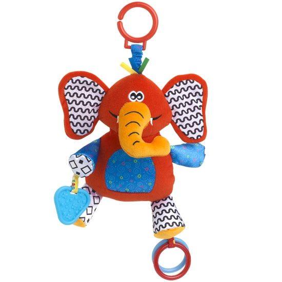 Подвесная игрушка Жирафики Слон