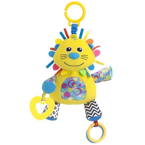 Подвесная игрушка Жирафики Львенок