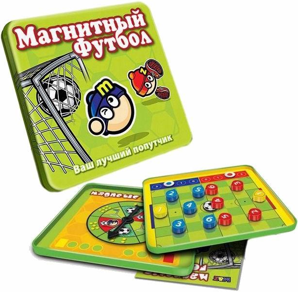 Mack&Zack Магнитная игра Футбол