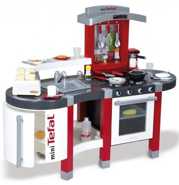 Smoby ������� ����������� ����� Tefal Super �hef � �����