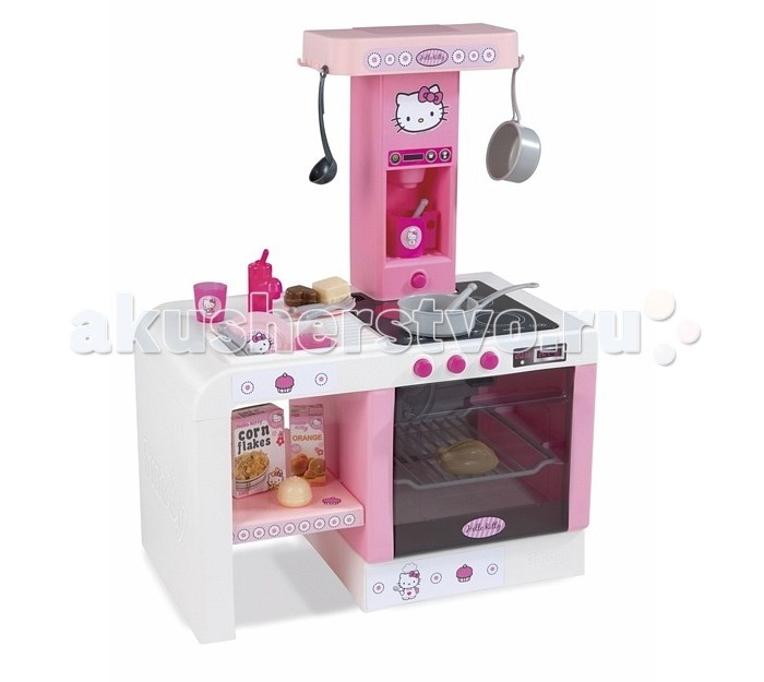 Smoby ����� ����������� miniTefal Cheftronic Hello Kitty