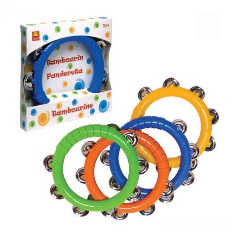 Музыкальные игрушки Halilit Тамбурин MT508