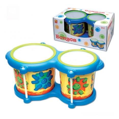 Музыкальная игрушка Halilit Барабаны Бонго