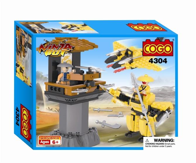 ������������ Cogo - Cogo������. �������������� ����� 160 ������������ ����������� ����������� ��������� �������� ������ ������� � �� �������� ��� �������.  ������� ������ ������ ������ � ���� �������������, ���������� ������ ������� � ���������� ������.   ������� �����������, ������� ��������� �����������, ������ �������� ���, ���������������� � ���������� ��������.  ����������� �������� ����� Cogo ��������� � ������������� Lego.  �� ������� ������������  ������������ Cogo ��� ������� ����� ������� ����������, ������������� ������ ��� ������� ���.  � ������������ - 160 �������.  ����������� ���������� �� ���������� ����������.  ������ ��������: 26 � 21 � 6 ��  ���������� ���������: �� 6 ���.  �Cogo� - ��� ������������������ ������������ ��� �����. ��� �� ������������ ������������ ������ ���������� ���������, �������� ������� ������������� ������������� ���������� � ������������ ������������� ������������ ��. �������� ���������� ������� ������������� �Cogo� � ������������ ������������ �������  ����� ������� ������������ ���� ��� �������� � �������� ������������ ���������� �����������  ����� � �����������.<br>